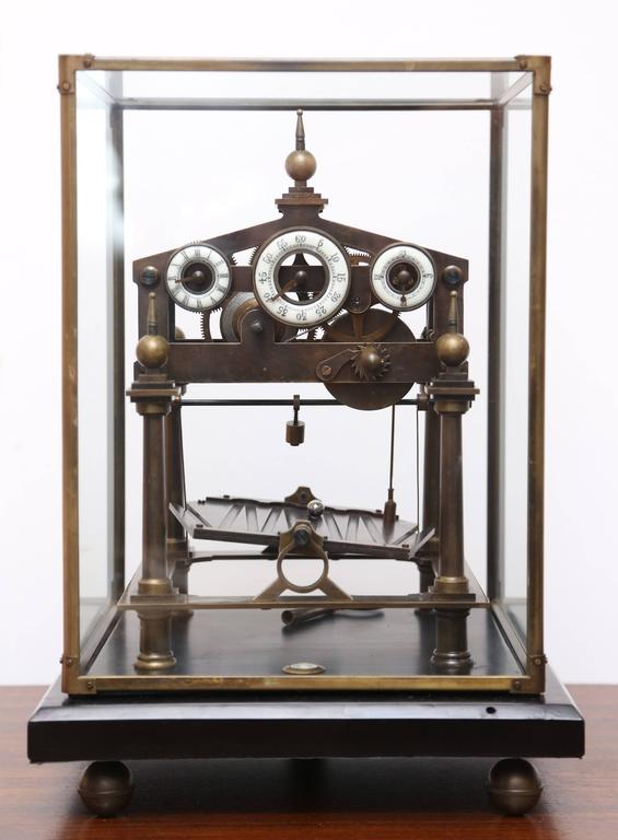 Vintage Congreve Style, Time Machine, Clock 3