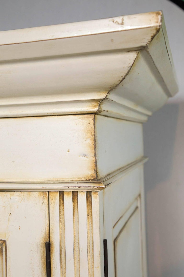 French Hand-Painted Cabinet 4