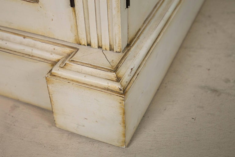 French Hand-Painted Cabinet 9