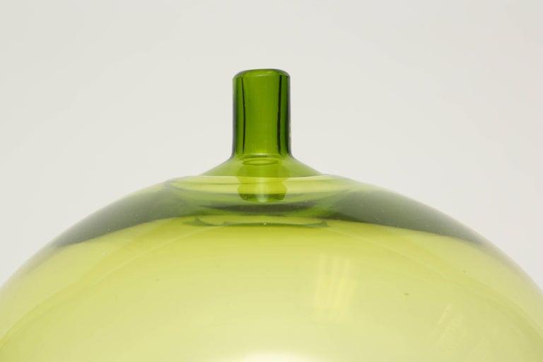 Ingeborg Lundin Apple Vase In Excellent Condition In West Palm Beach, FL
