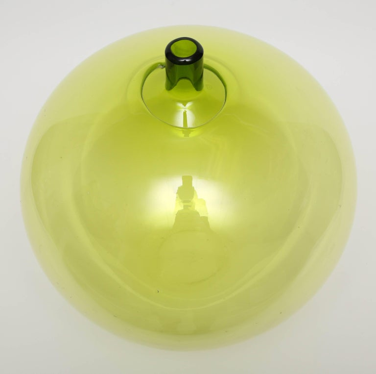 Mid-20th Century Ingeborg Lundin Apple Vase