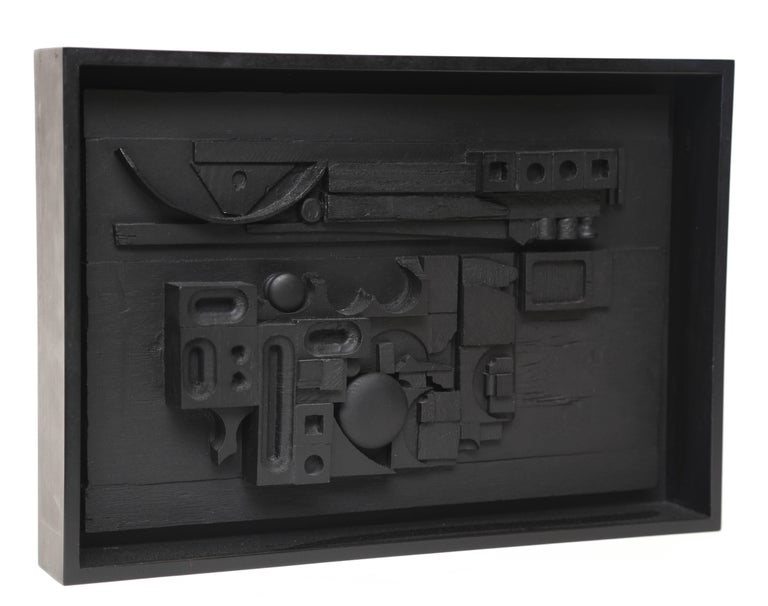 "Louise Nevelson ""Sunset"" 2"