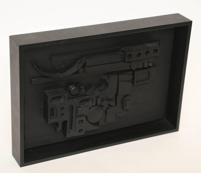 "Louise Nevelson ""Sunset"" 6"