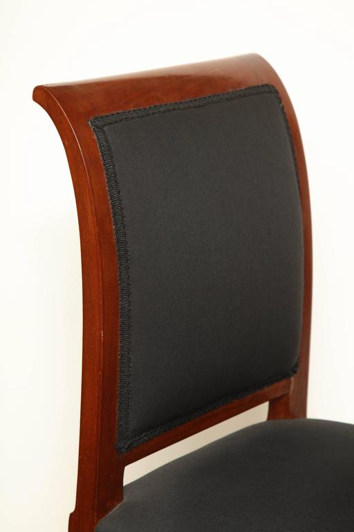 Early 19th Century Northern European, Mahogany Side Chair For Sale 2
