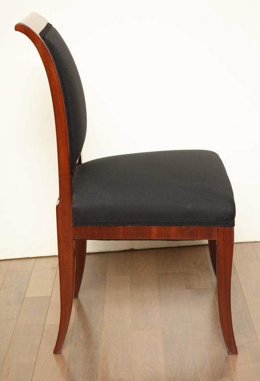 Early 19th Century Northern European, Mahogany Side Chair For Sale 3