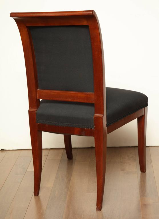 Early 19th Century Northern European, Mahogany Side Chair For Sale 4