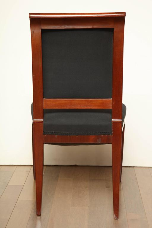 Early 19th Century Northern European, Mahogany Side Chair For Sale 5