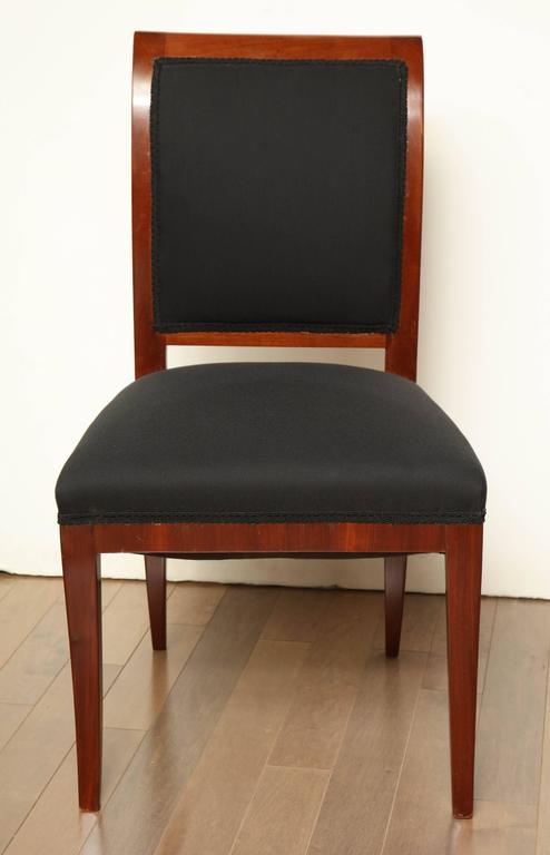 Early 19th Century Northern European, Mahogany Side Chair For Sale 6