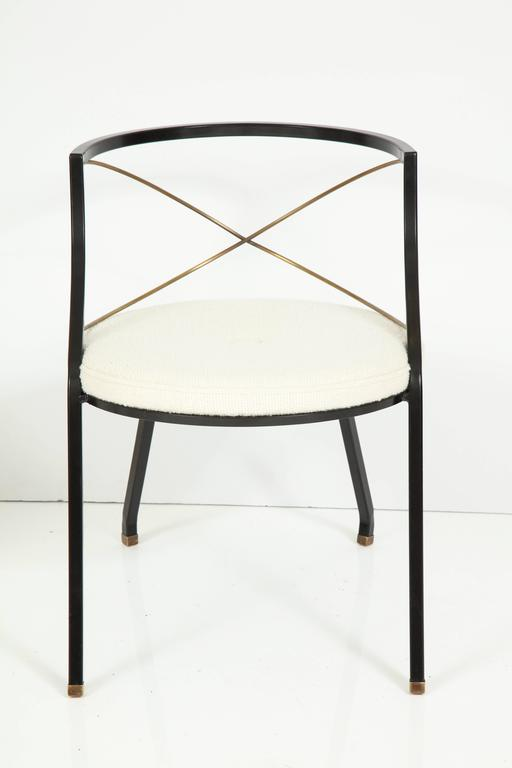 Maison Jansen Style Side Chairs For Sale 1