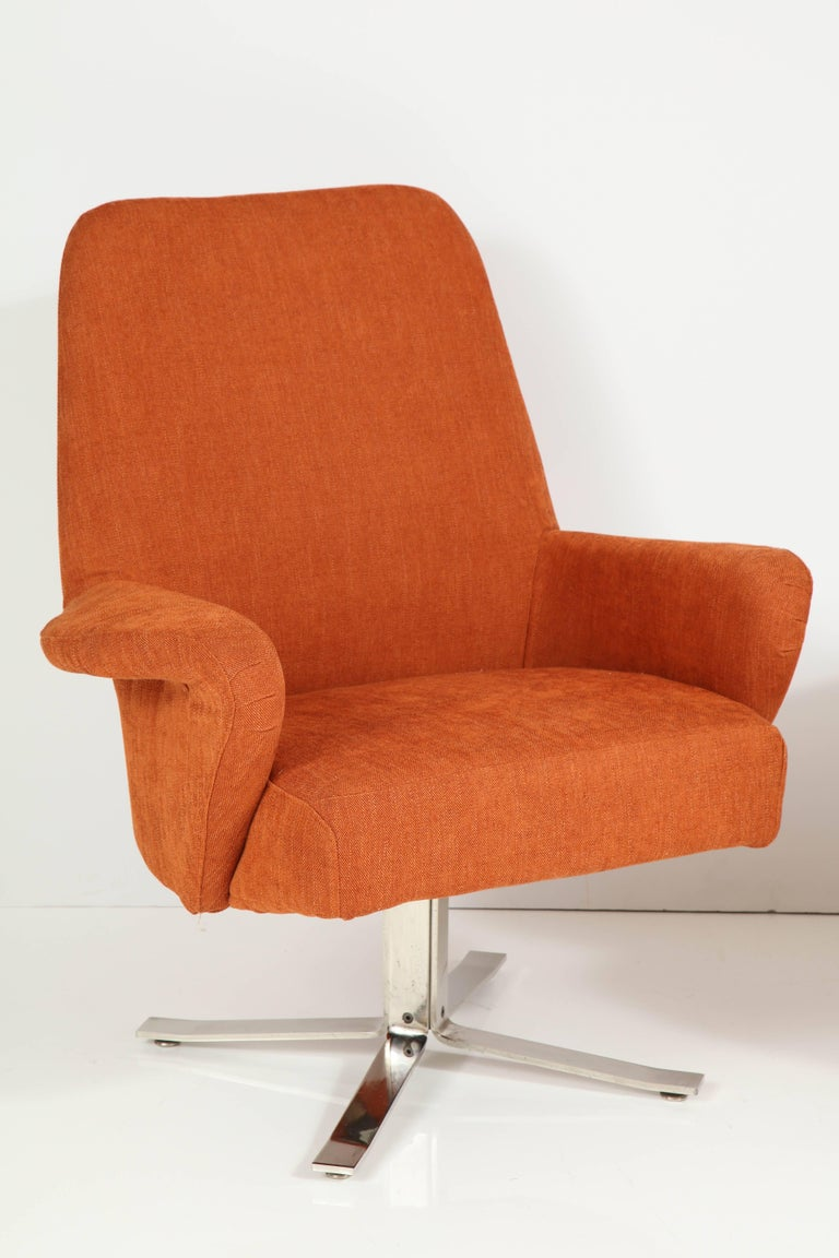 Mid-Century Modern Giani Moscatelli Armchairs For Sale
