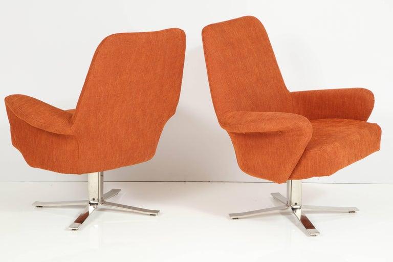 Italian Giani Moscatelli Armchairs For Sale