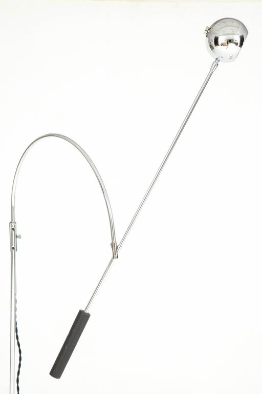 20th Century Sonneman Orbital Floor Lamps For Sale