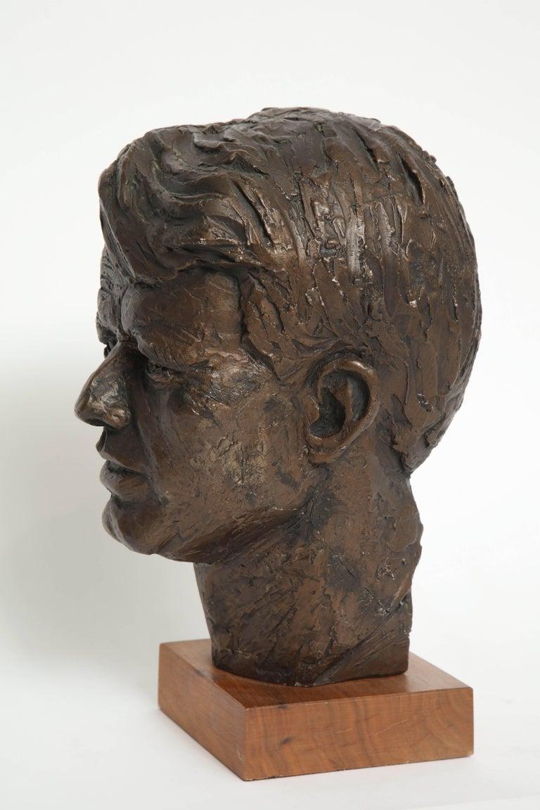 Robert Kennedy Bust At 1stdibs