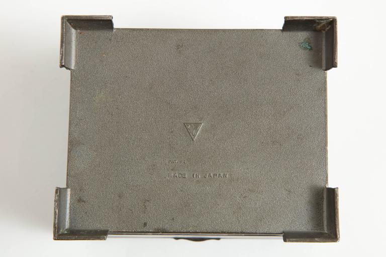Scottie Brass Box For Sale 3