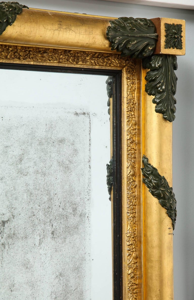 Massive Regency Overmantel Mirror 4