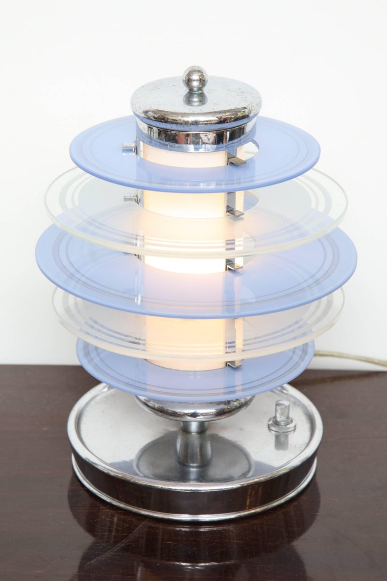 Gio Ponti Table Lamp by Fontana Arte 2