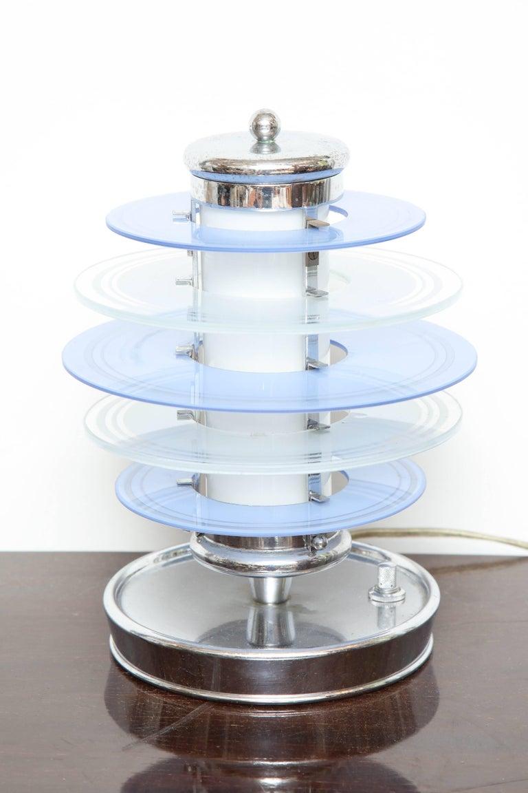 Gio Ponti Table Lamp by Fontana Arte 5