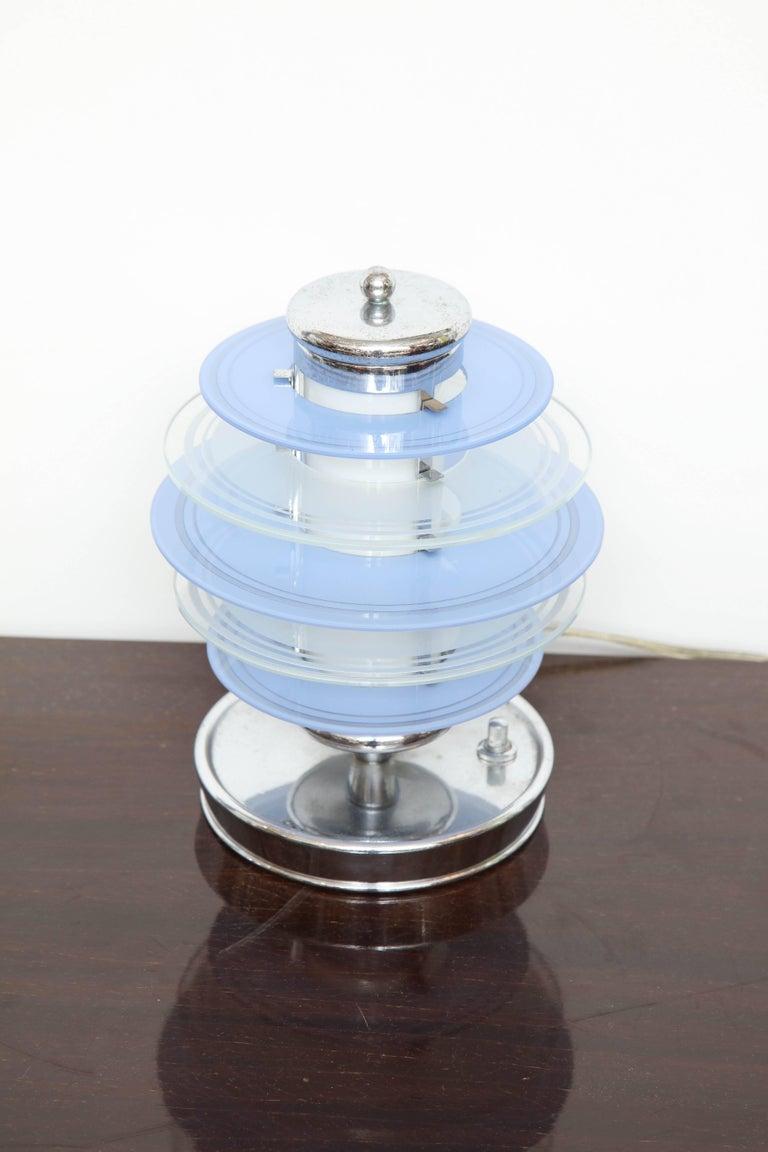 Gio Ponti Table Lamp by Fontana Arte 6