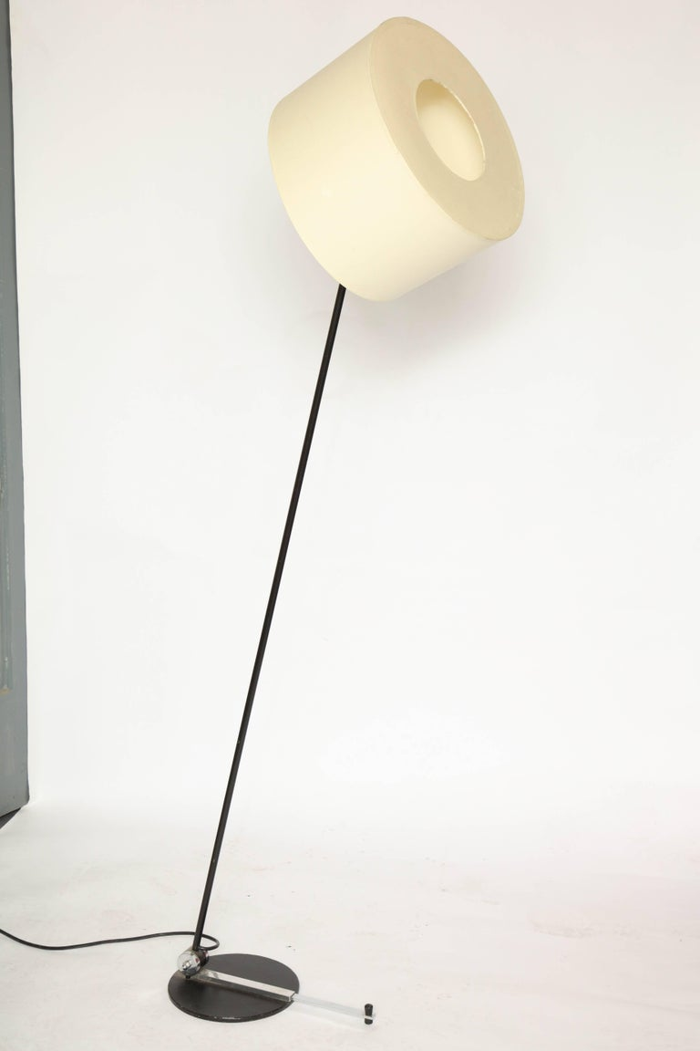 Mid-Century Modern Articulated Floor Lamp, Switzerland, 1950s 3
