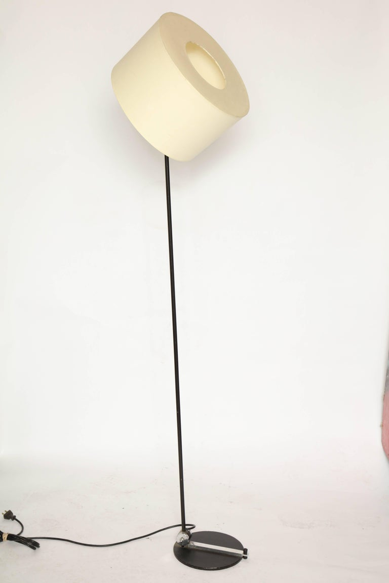 Mid-Century Modern Articulated Floor Lamp, Switzerland, 1950s 9