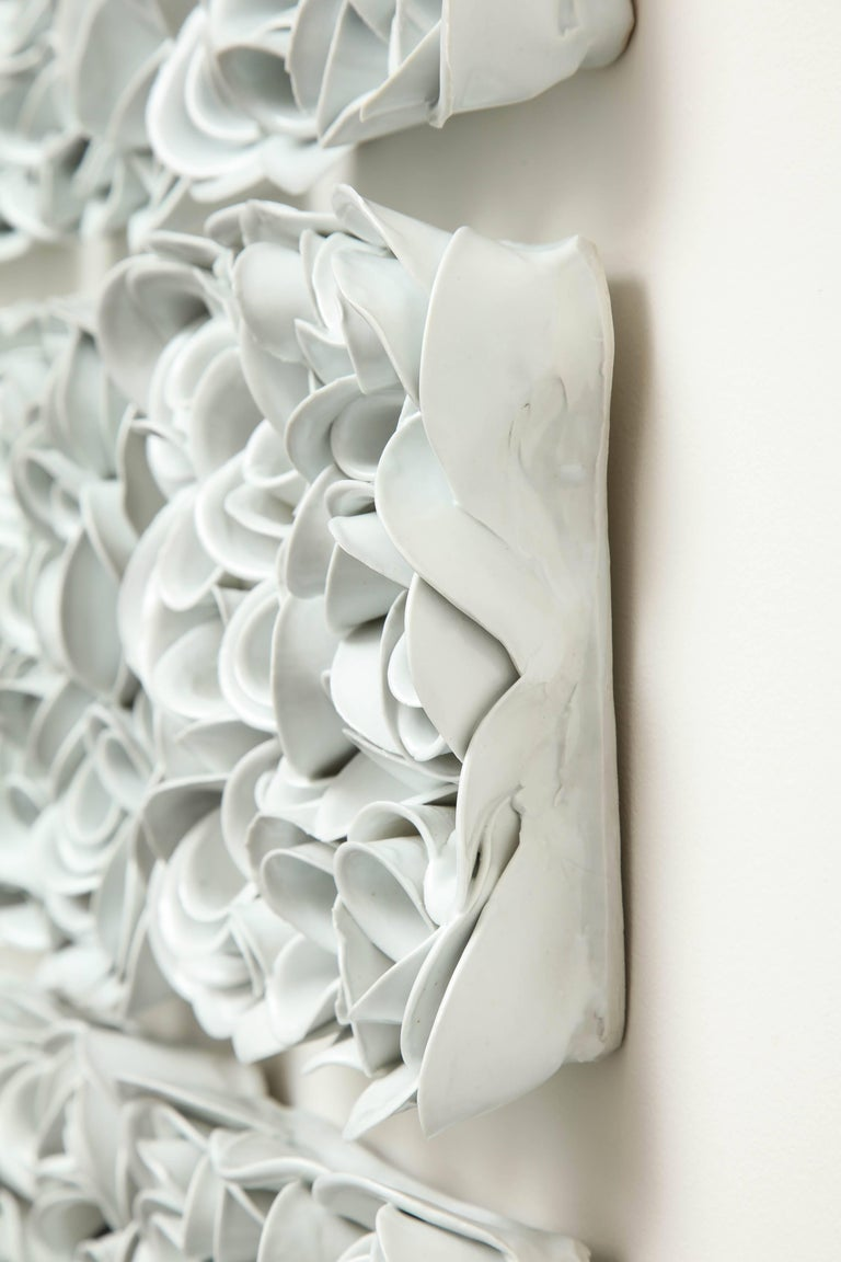 Anat Shiftan Porcelain Wall