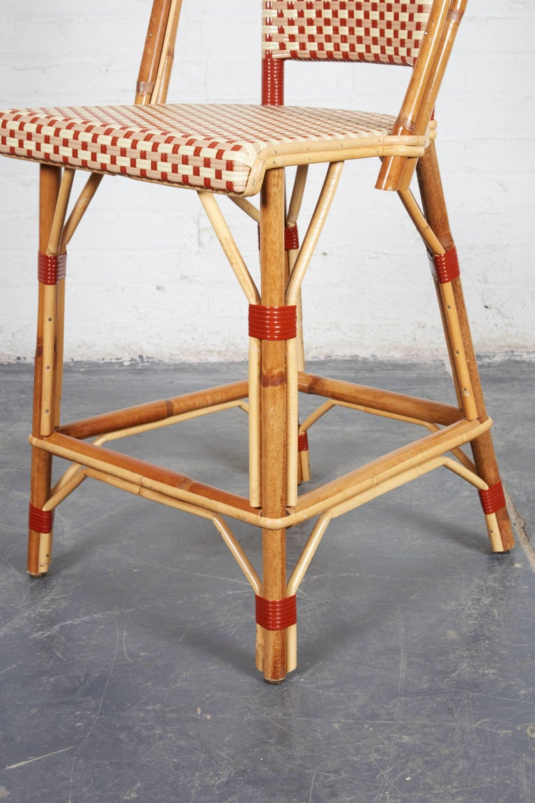 backless stools stool rattan bar covers barstool melbourne outdoor wicker stackable patio
