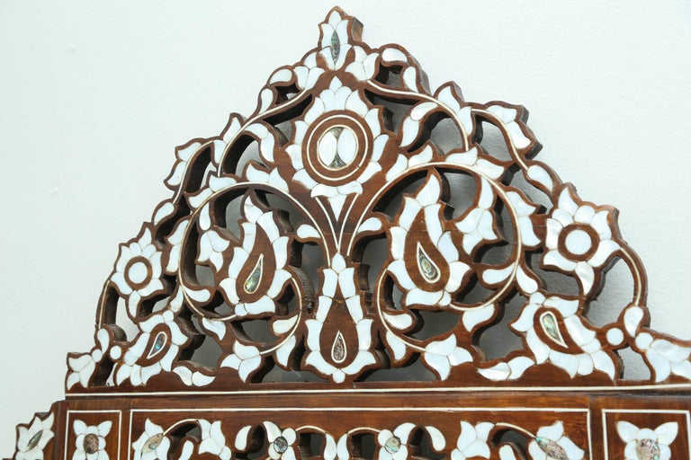 Syrian Mother-of-Pearl Inlay Mirror 5