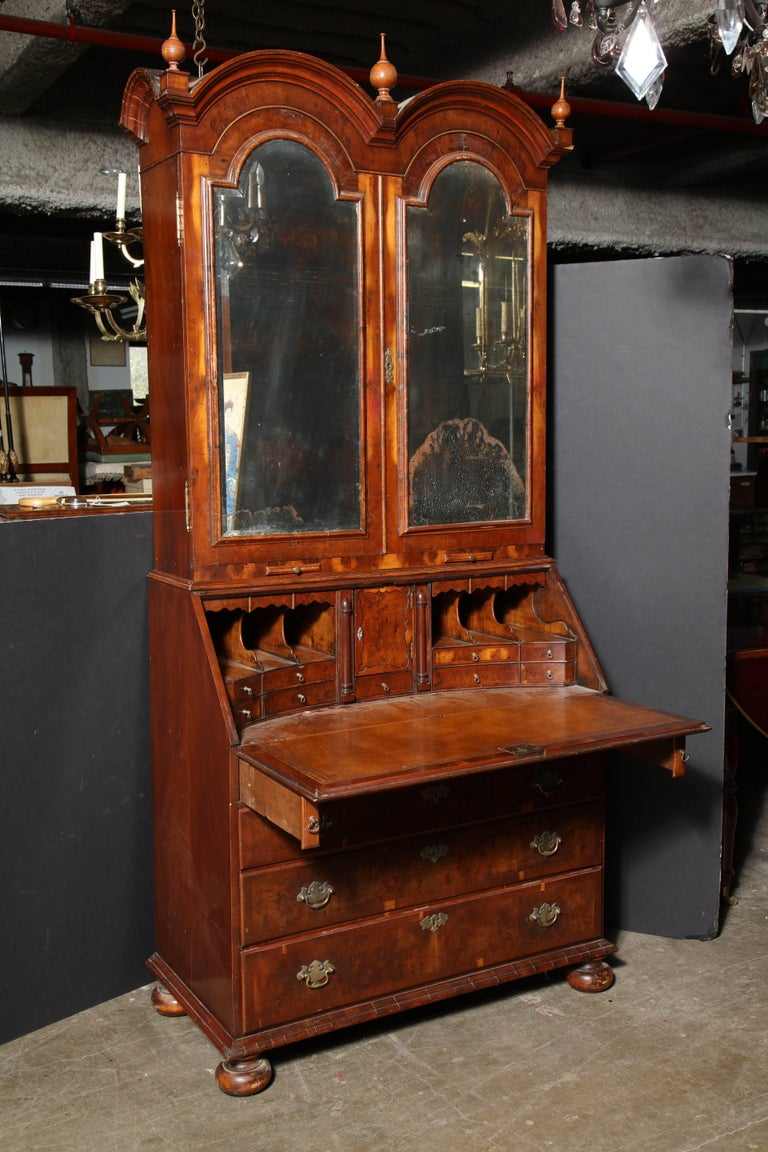 Queen Anne Secretary Desk For Sale At 1stdibs