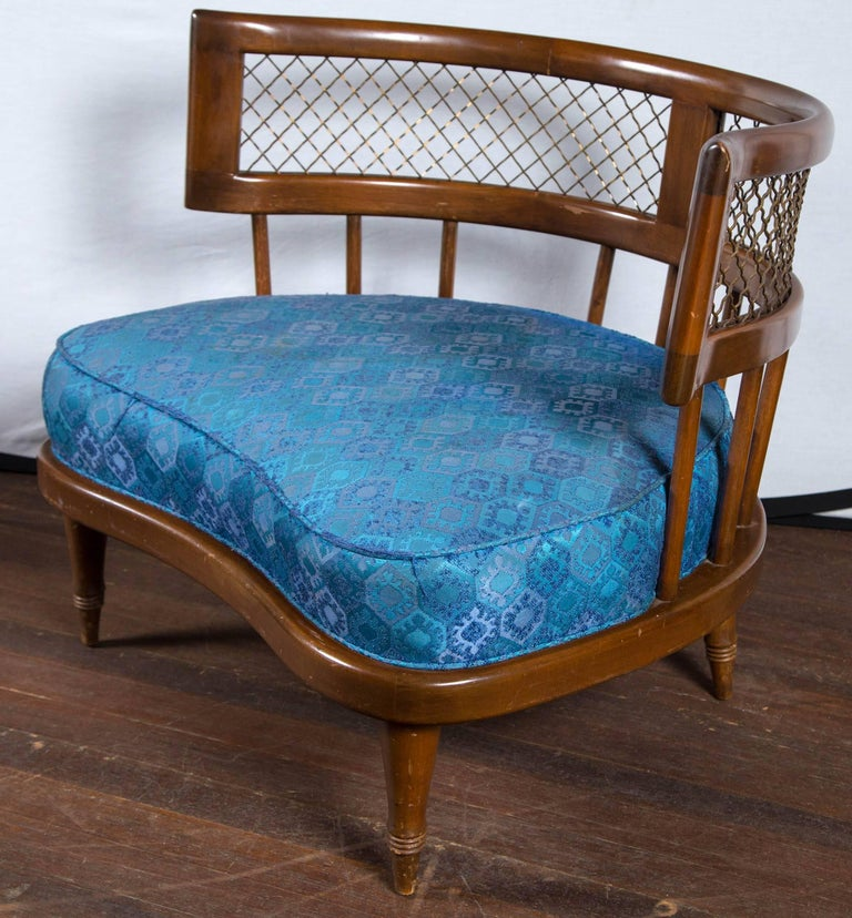 Billy Haines Style Low Lounge Chairs 4