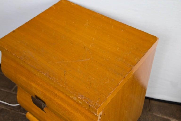 Swedish Edmond J. Spence Side Table For Sale