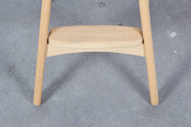 Erik Buch Counter Height Stool, Set of Three 5