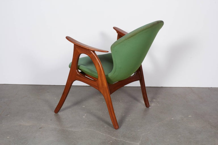 Danish Armchairs by Aage Christensen 6