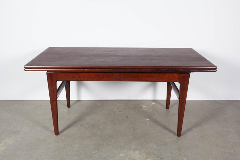 Rosewood Elevator Coffee Table / Dining Table 2