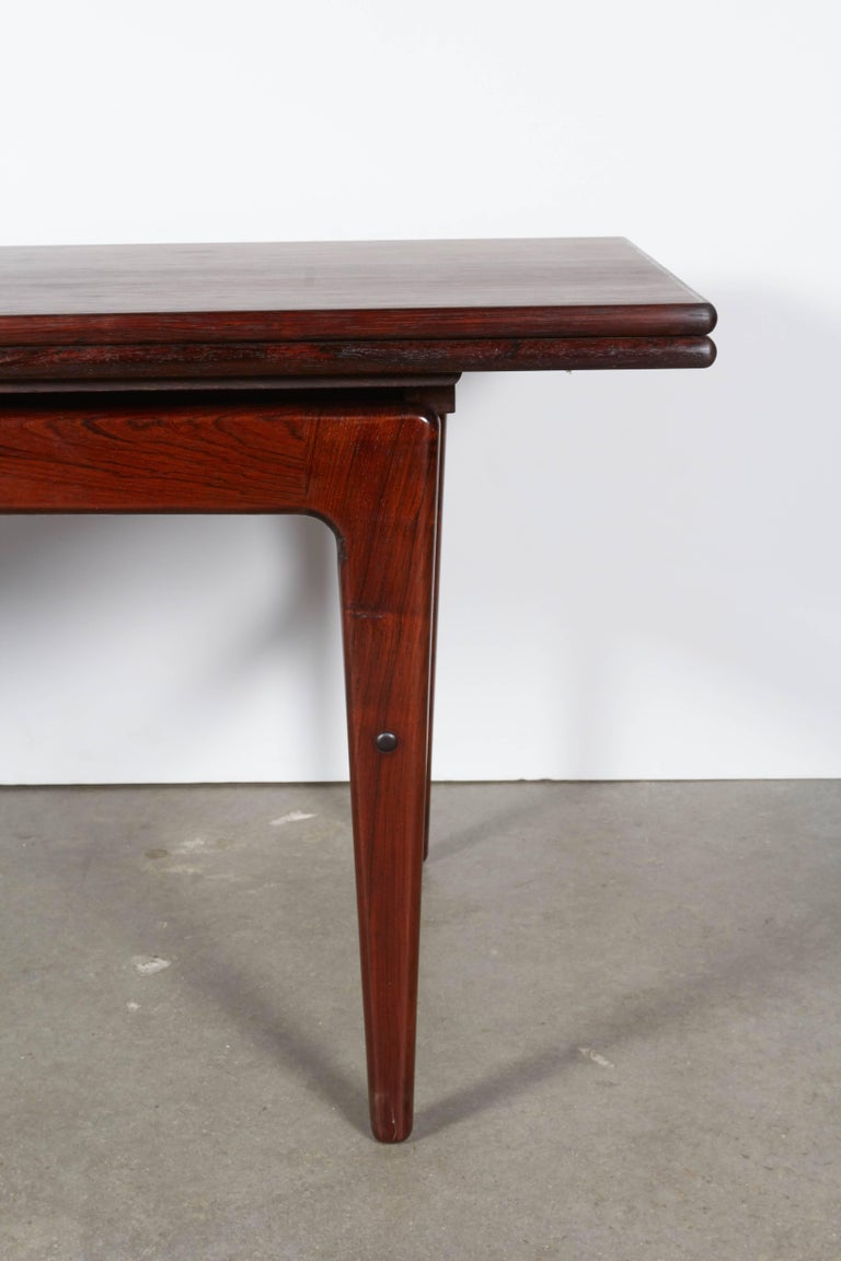 Rosewood Elevator Coffee Table / Dining Table 3
