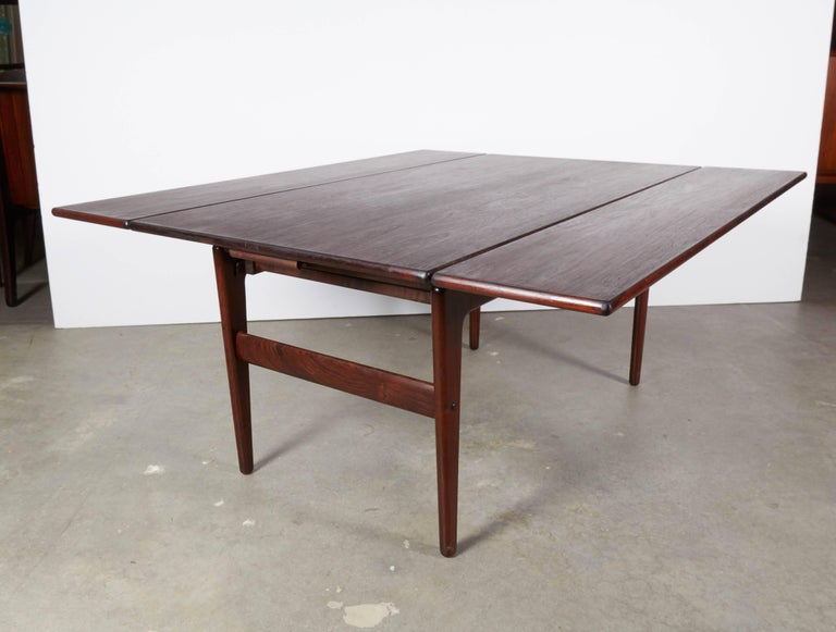 Rosewood Elevator Coffee Table / Dining Table 4