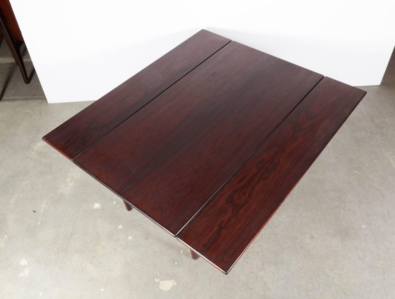 Rosewood Elevator Coffee Table / Dining Table 5