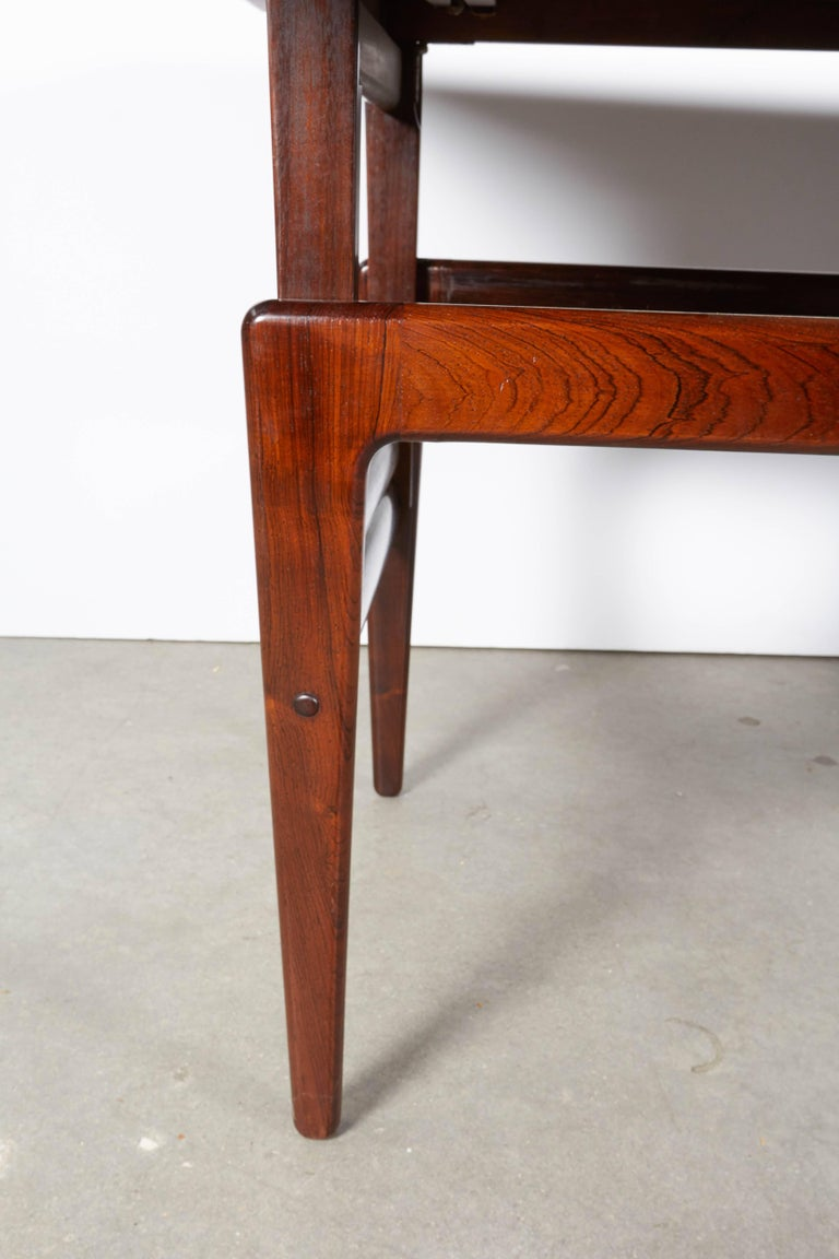 Rosewood Elevator Coffee Table / Dining Table 10