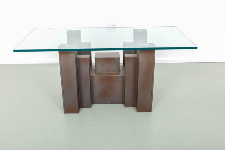 Contemporary Andrew Martin, Columbus Coffee Table For Sale