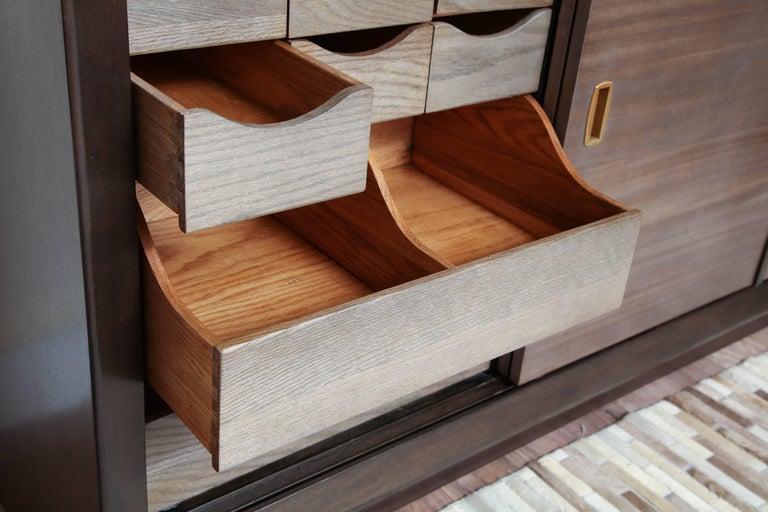Robsjohn-Gibbings Storage Cabinet For Sale 5
