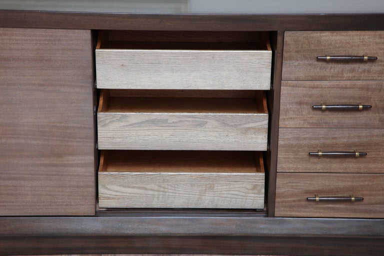 Robsjohn-Gibbings Storage Cabinet For Sale 6