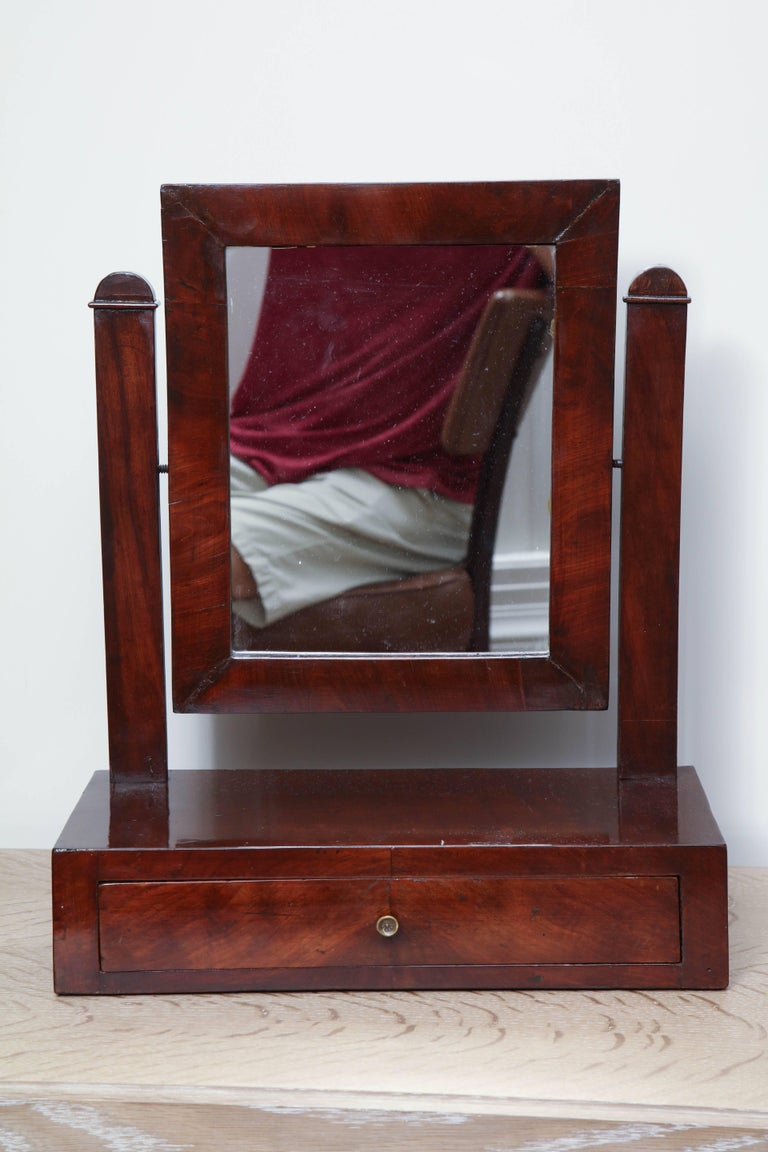 19th Century Tabletop Dressing Mirror For Sale 1