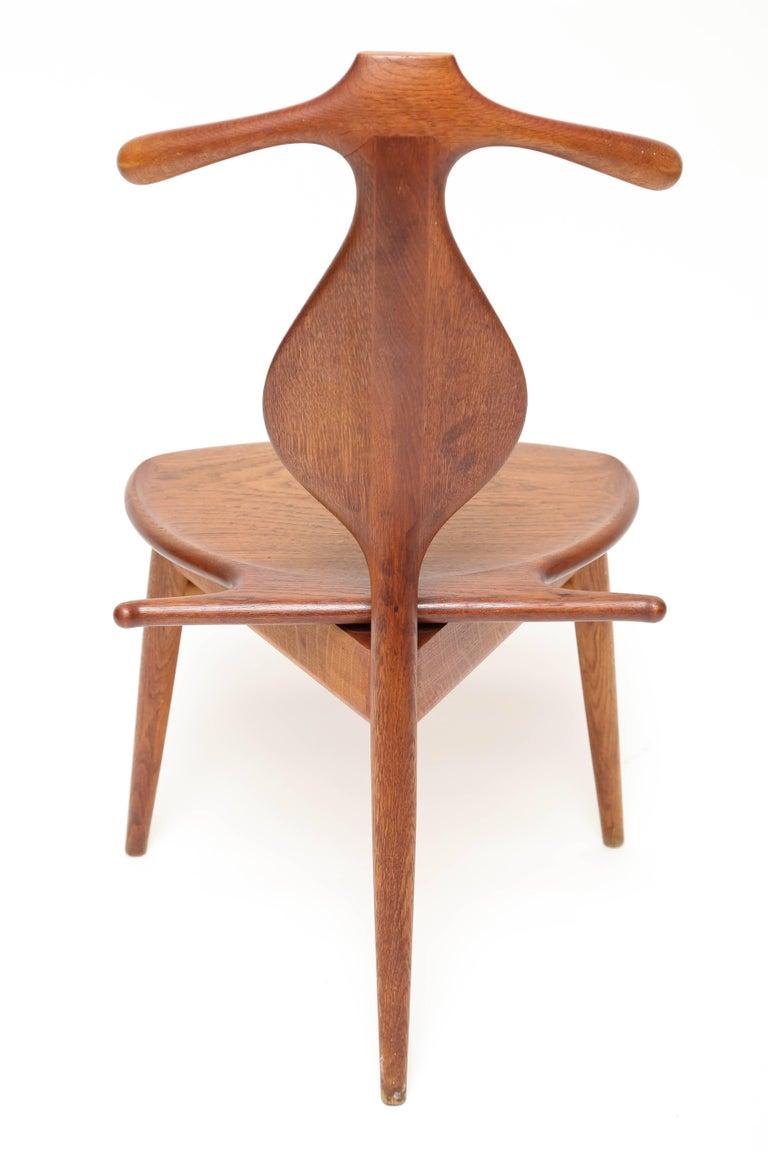 Mid-20th Century Hans Wegner Valet Chair For Sale