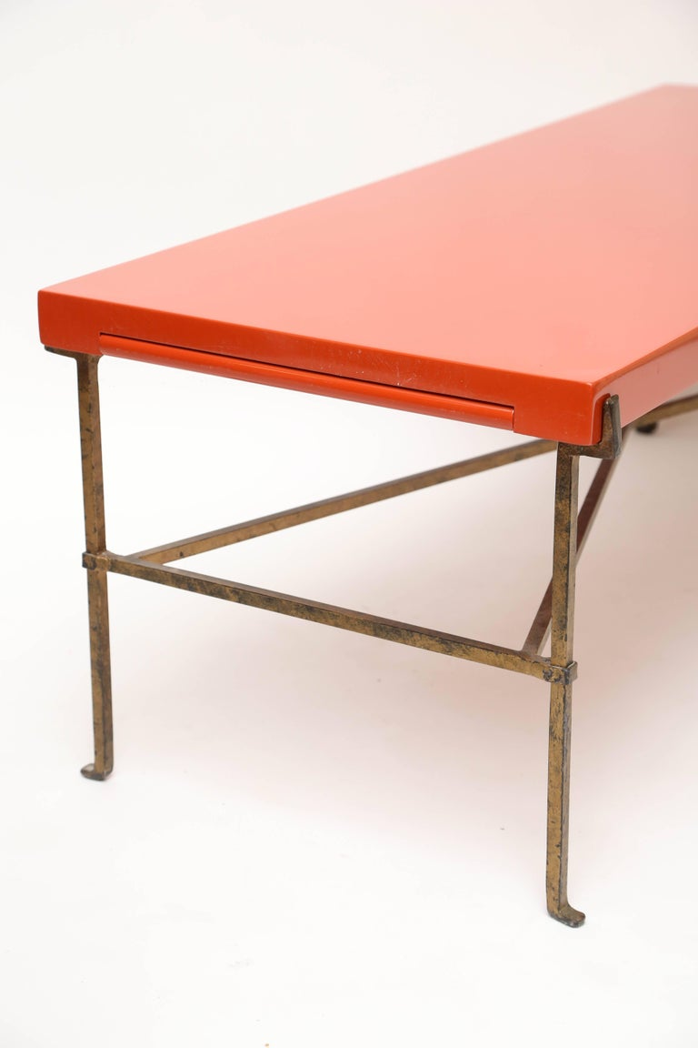 Tommi Parzinger Expanding Coffee Table For Sale At 1stdibs