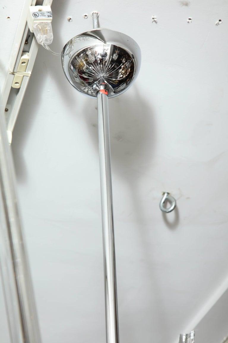 Contemporary Enormous Triadri Glass Rod Sputnik For Sale