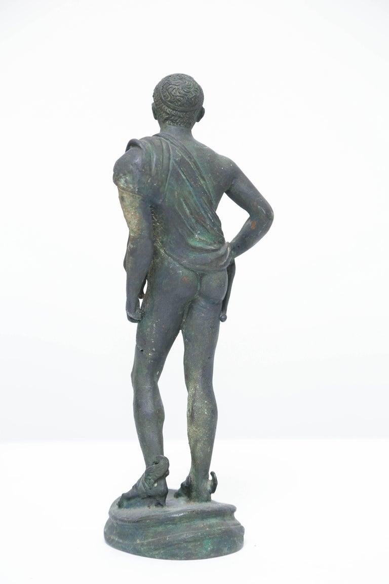 19th Century Grand Tour Bronze of Hermes, Italian Chiurazzi Foundry For Sale