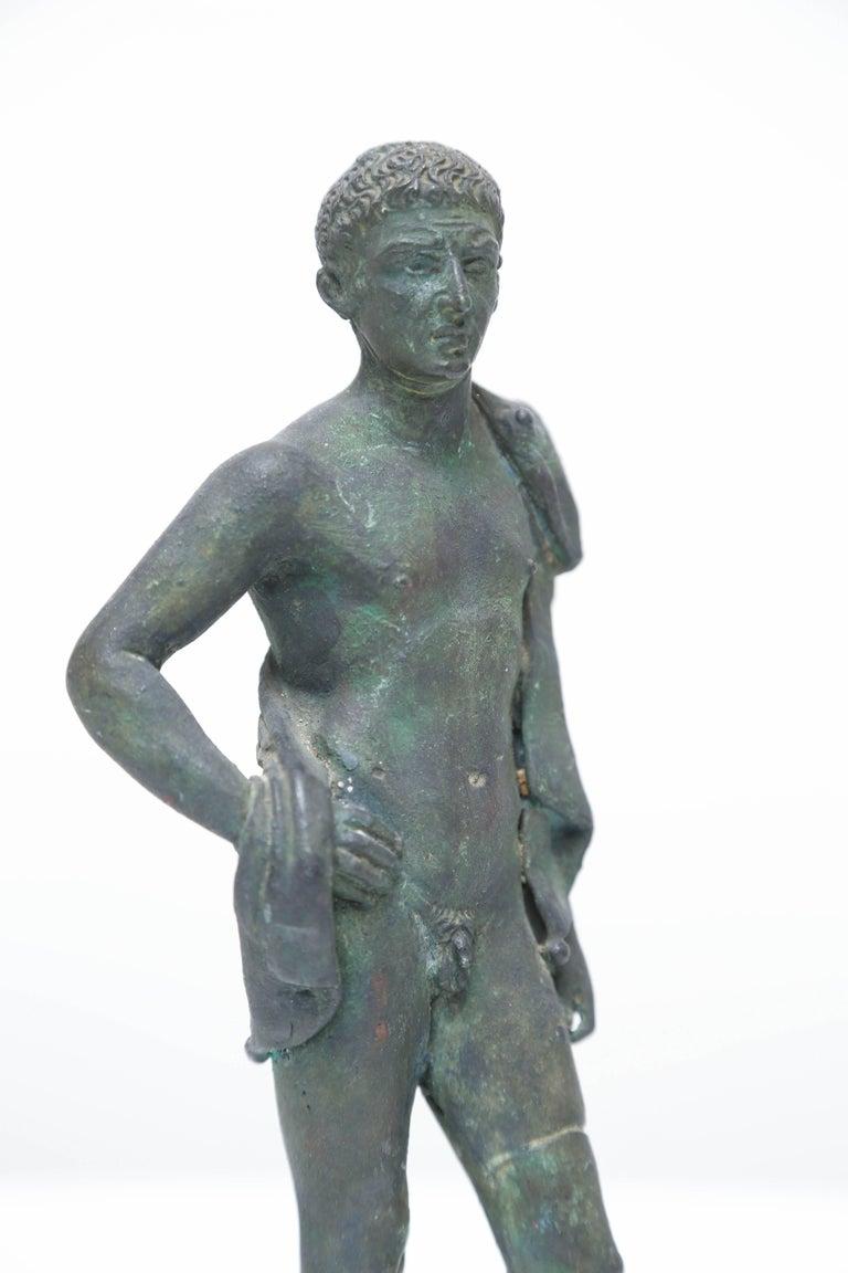 Grand Tour Bronze of Hermes, Italian Chiurazzi Foundry For Sale 2