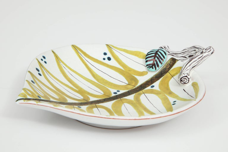 Pottery Bowl by Stig Lindberg, Sweden, circa 1950 8