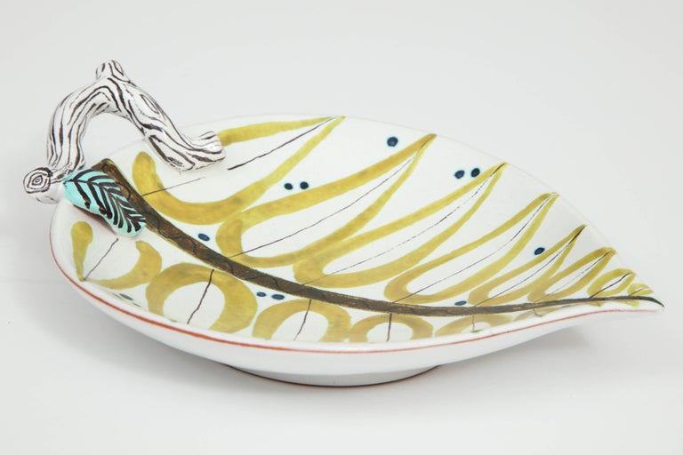 Pottery Bowl by Stig Lindberg, Sweden, circa 1950 9