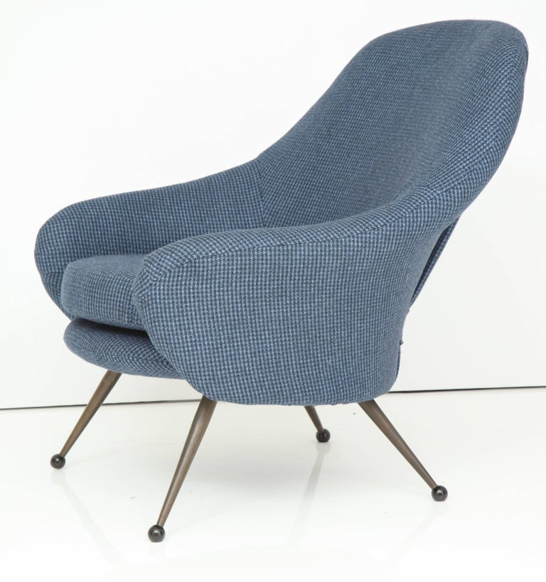 Italian Martingala Armchair by Marco Zanuso for Arflex For Sale