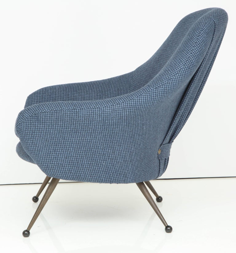 20th Century Martingala Armchair by Marco Zanuso for Arflex For Sale